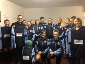 Watson Wood sponsors Nairn Ladies Football Team